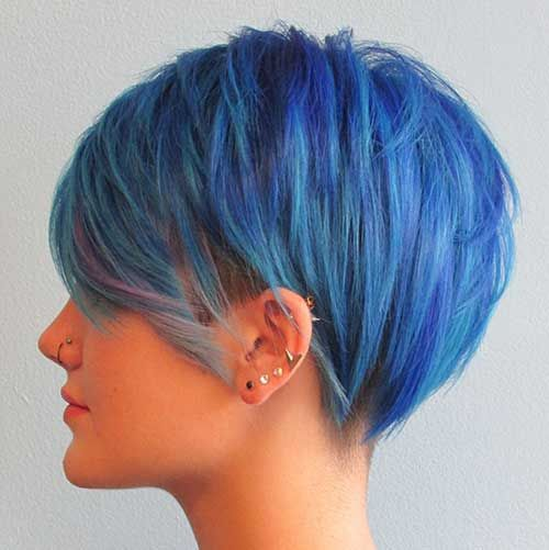 Blue pixie bob haircut pictures photos and images for facebook blue pixie bob haircut urmus Gallery