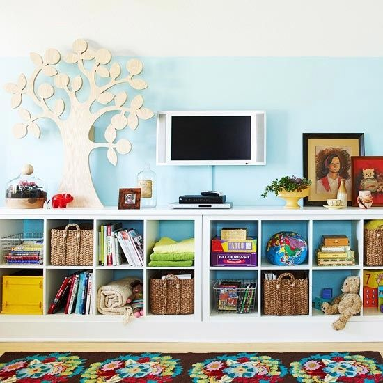 Kids Room Storage Ideas 550 x 550