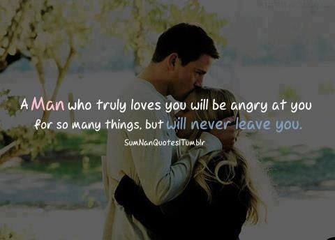when a guy loves you he will
