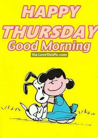 Happy Thursday, Good Morning Pictures, Photos, and Images
