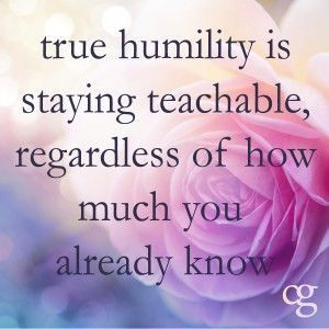 True Humility Pictures, Photos, and Images for Facebook