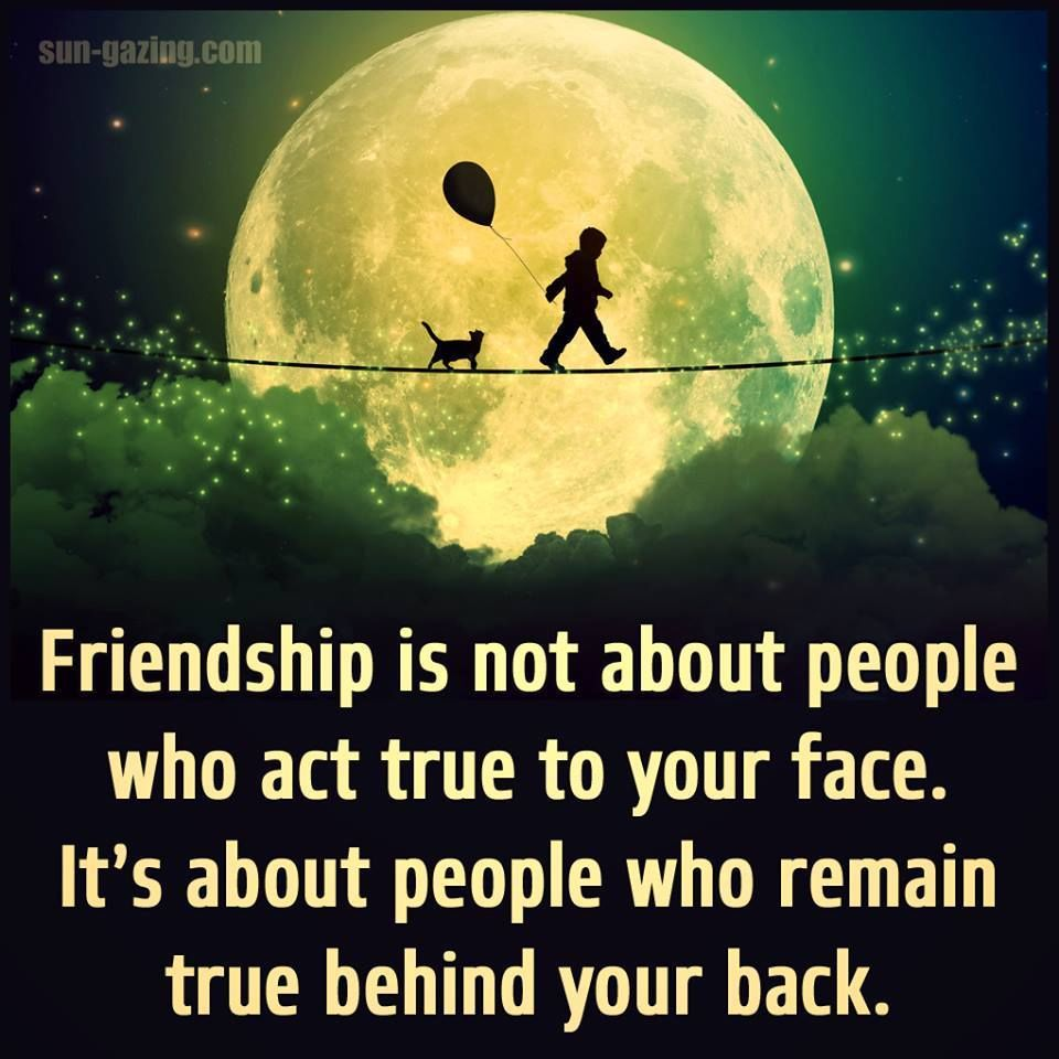 Quotes About Real Friendship Friendship Is About Who Is Real Behind Your Back Pictures Photos