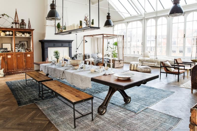 Loft Interior light natural loft interior pictures, photos, and images for