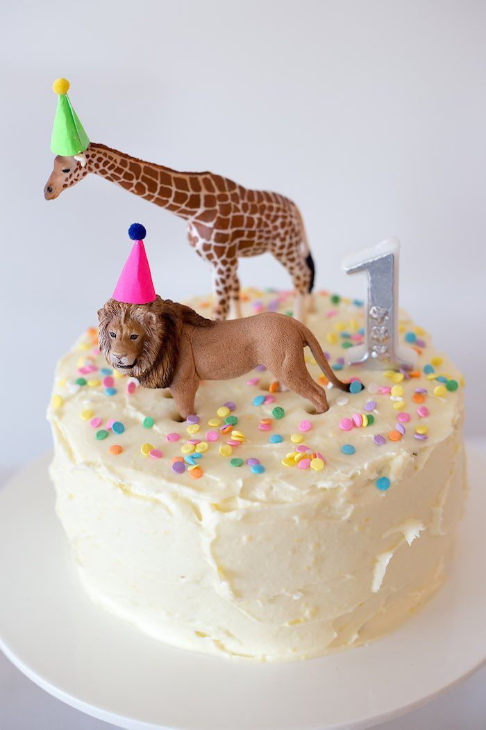 Animal cake toppers pictures photos and images for for Animal cake decoration