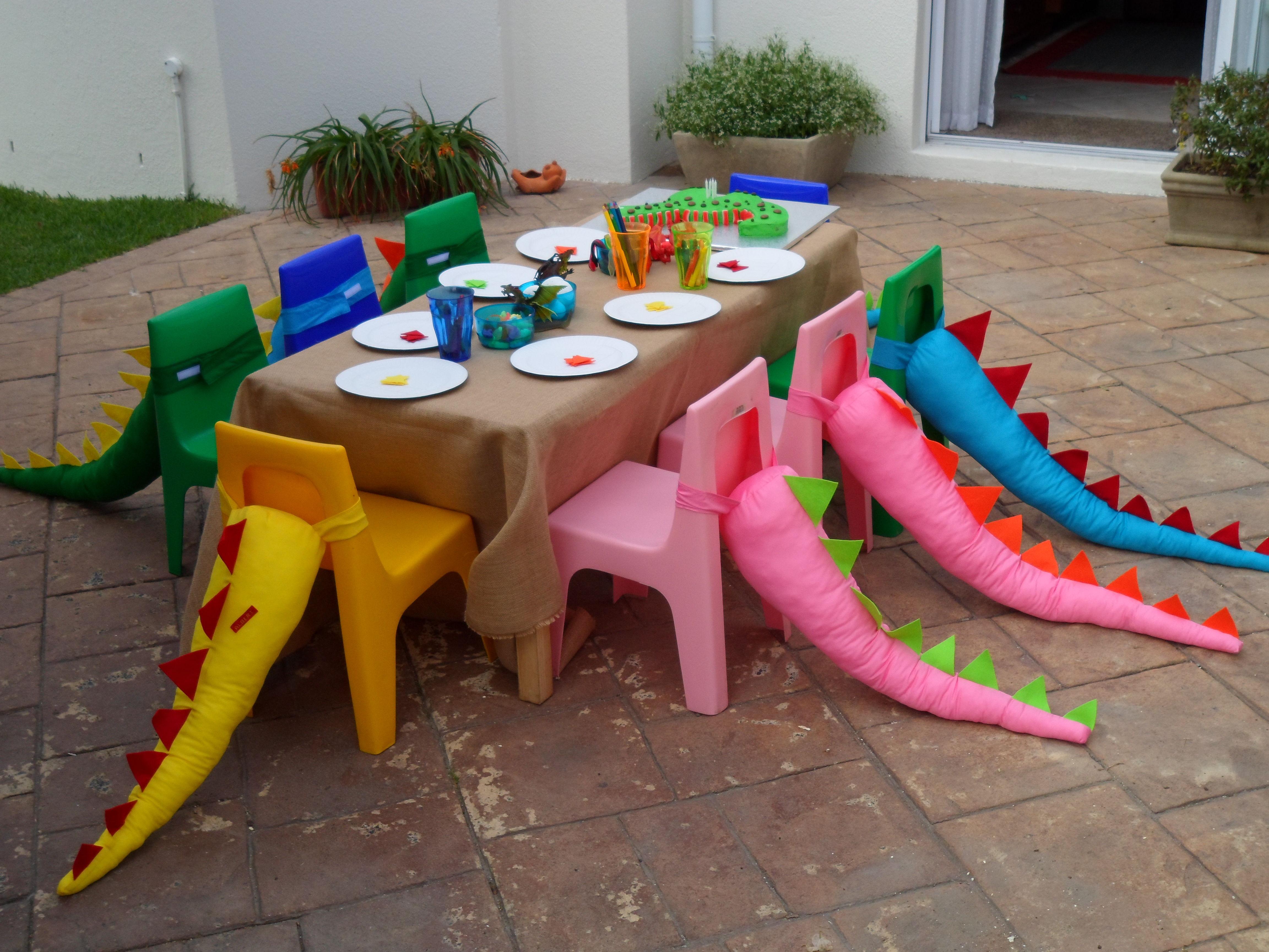 Dinosaur Chair | Portfolio - Jaime Sanchez