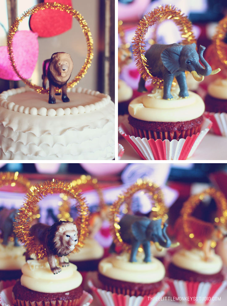 Circus Animal Cake Toppers Pictures Photos And Images