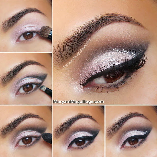 Sweet And Edgy Makeup Eye Look Pictures Photos And Images For