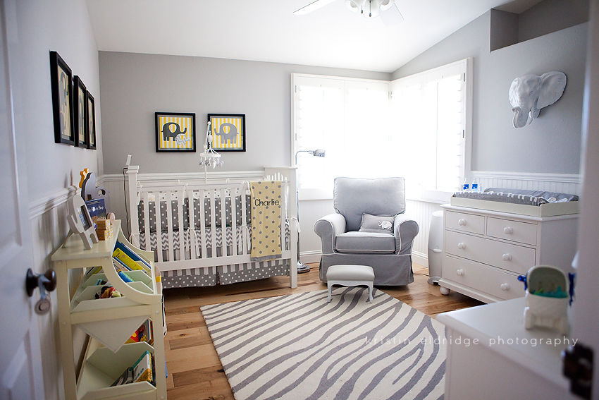 Elephant Themed Nursery Ideas