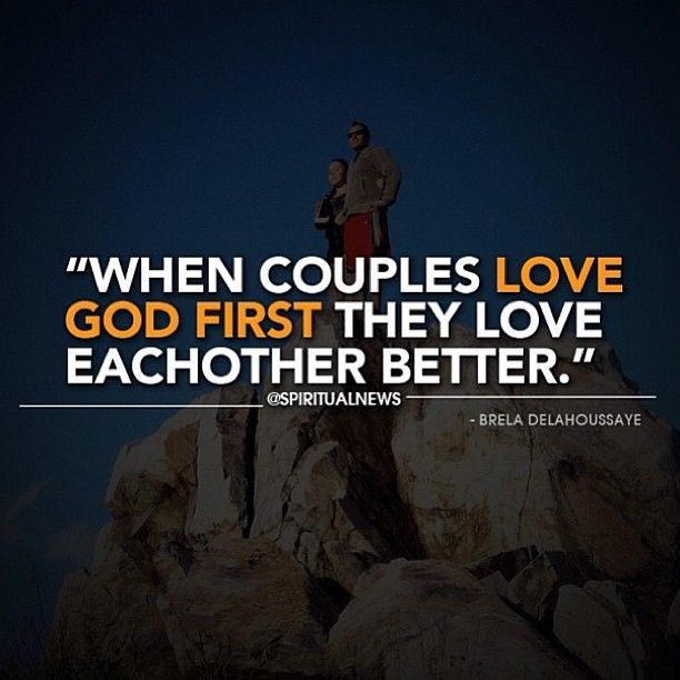 Christian Relationship Quotes Tumblr: When Couples Love God First Pictures, Photos, And Images