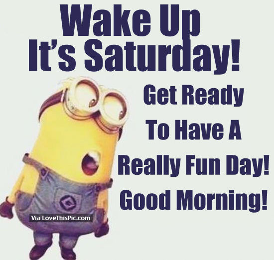 Funny Happy Saturday Quotes: Wake Up Its Saturday! Pictures, Photos, And Images For