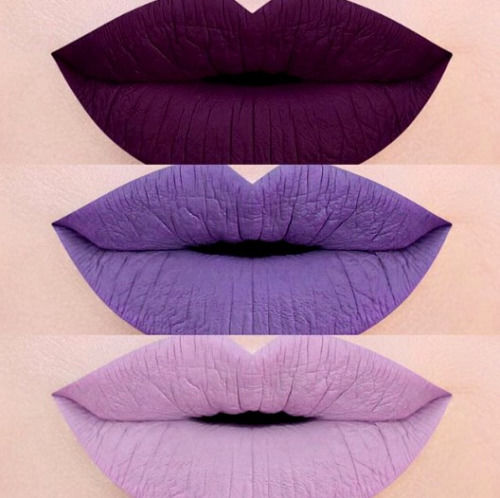 Lip Tones Of Purple Pictures Photos And Images For