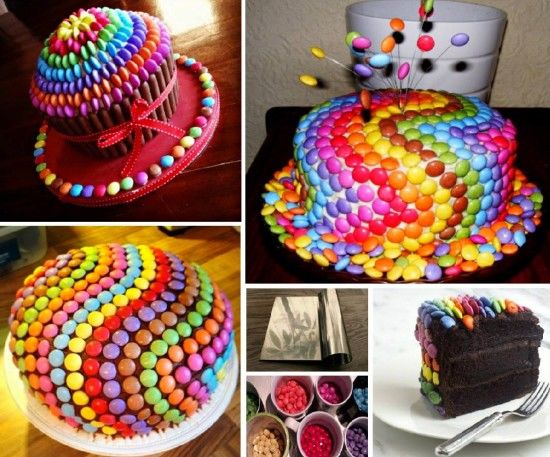 Rainbow M Amp M Cake Pictures Photos And Images For Facebook