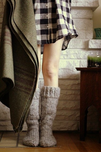 Thick Wool Winter Socks Pictures Photos And Images For