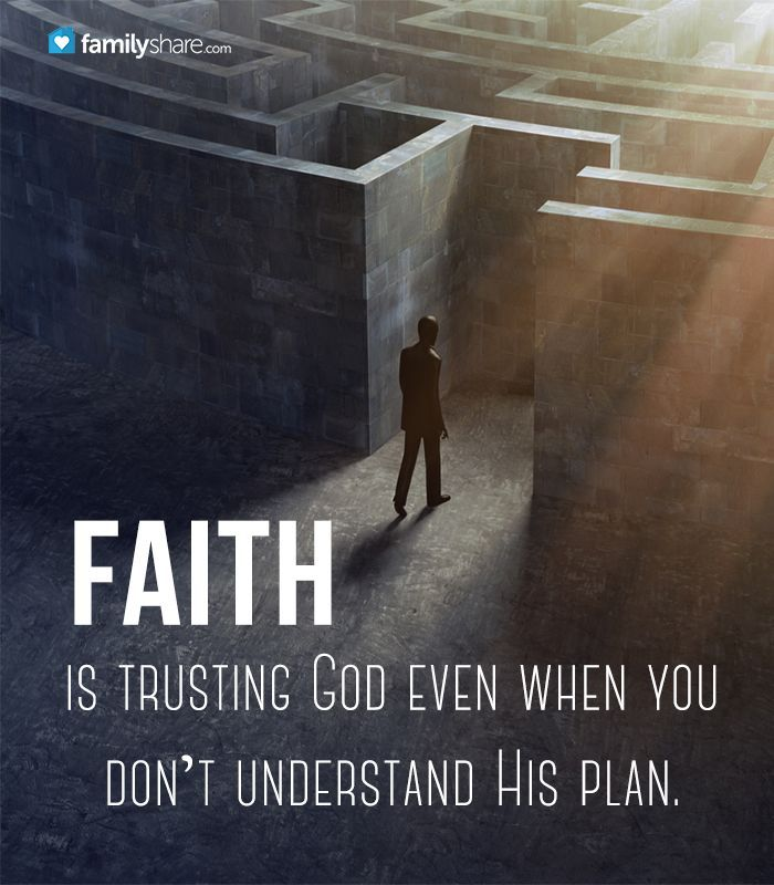 Faith Is Trusting God Even When You Don't Understand His Pain Best Trust In God Quotes