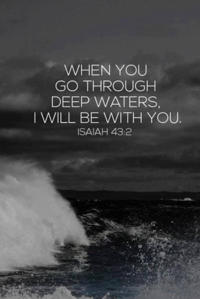 Celebrities With Bipolar: When You Go Through Deep Waters. I Will Be With You