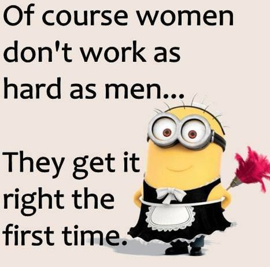 Funny Time Management Quotes: Women Get It Right The First TIme Pictures, Photos, And