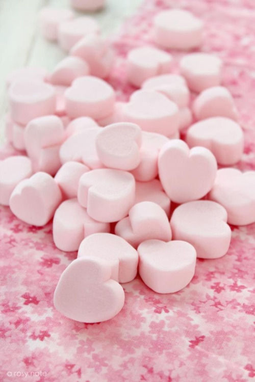 Pastel Pink Candy Hearts Pictures, Photos, and Images for ...