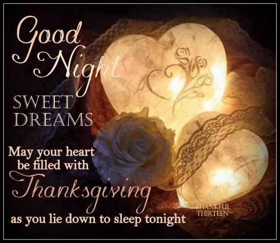 Funny Sweet Dreams Quotes: Goodnight Sweet Dreams May Your Heart Be Thankful Pictures