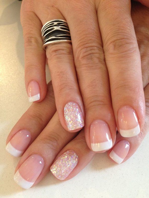 Perfect French Manicure Pictures, Photos, and Images for Facebook ...