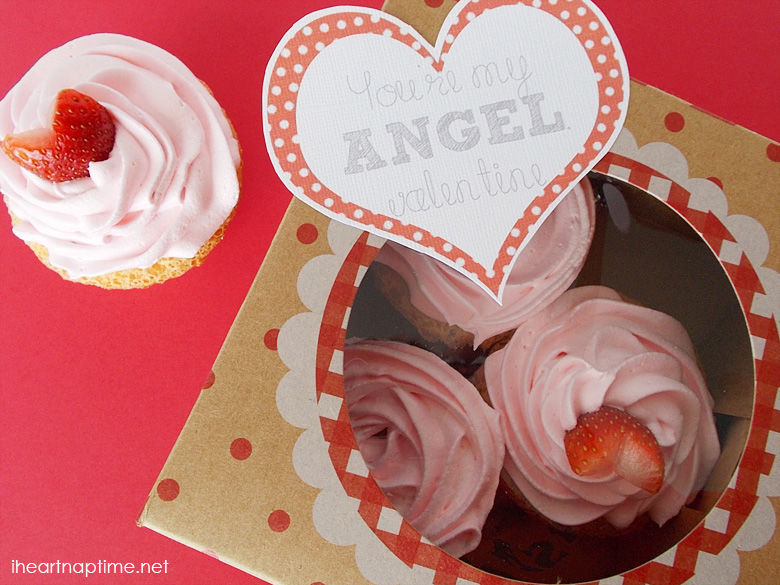 Angel Food Cupcakes Pictures, Photos, and Images for Facebook, Tumblr ...