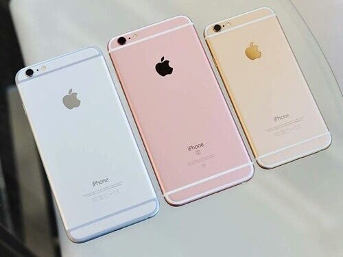 Silver, Gold And Rose Gold IPhone 6-6 Plus Pictures ...