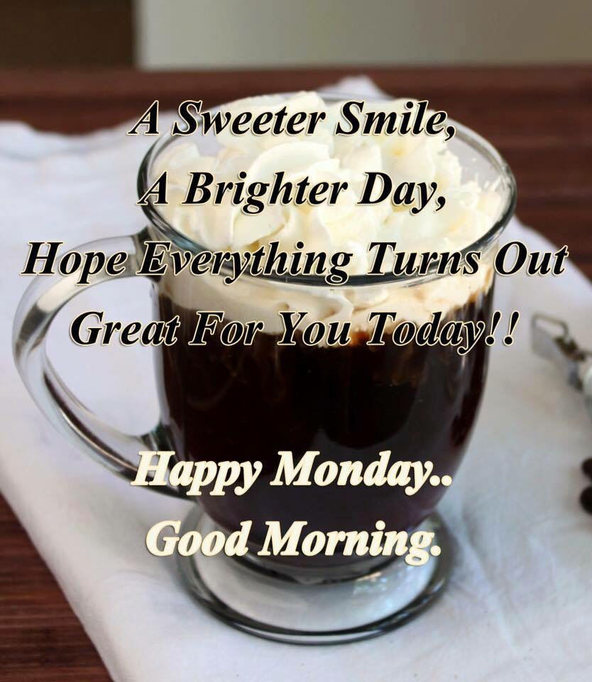 Happy Monday Morning Greetings Images Free Download