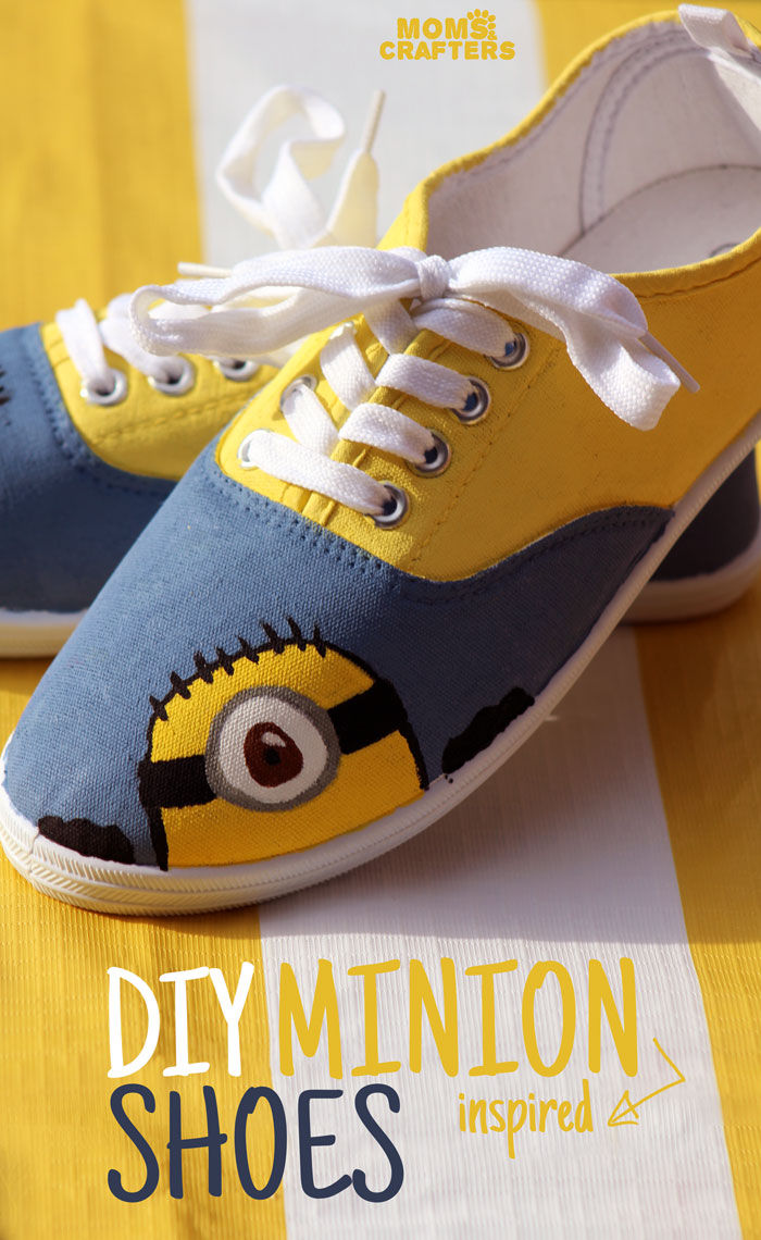 Minion Shoes Pictures Photos And Images For Facebook