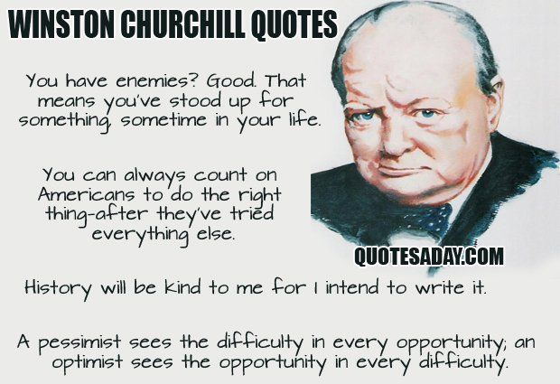 Winston Churchill Quotes Pictures, Photos, and Images for ...