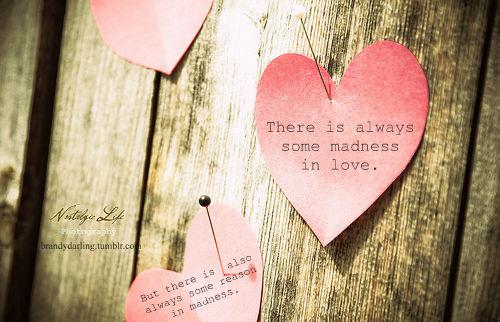 madness in love