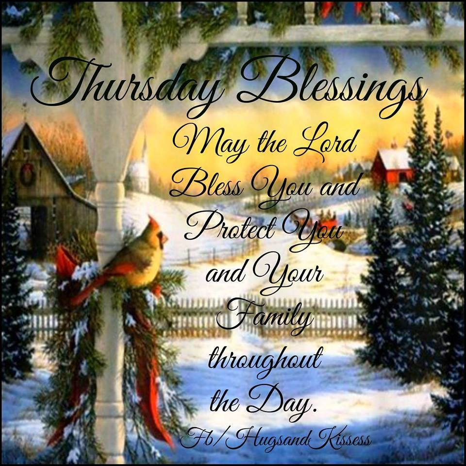 Thursday Blessings May The Lord Bless You Pictures Photos