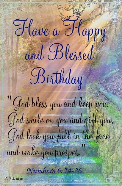 Have A Happy And Blessed Birthday Pictures Photos And