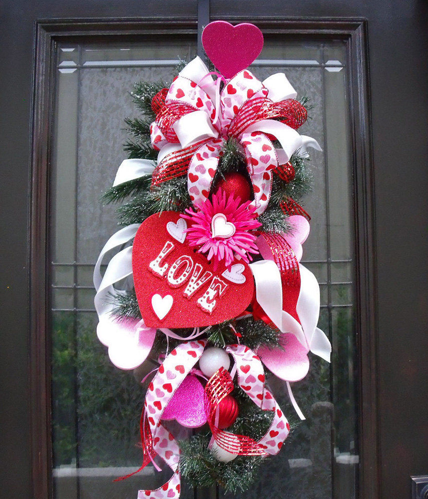 Valentine Swag For Door Pictures Photos And Images For