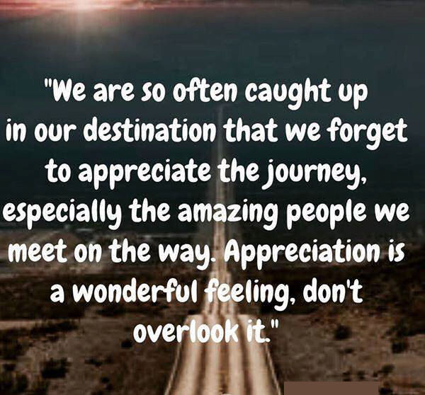 Amazing People: Remember To Appreciate Life And The Amazing People You
