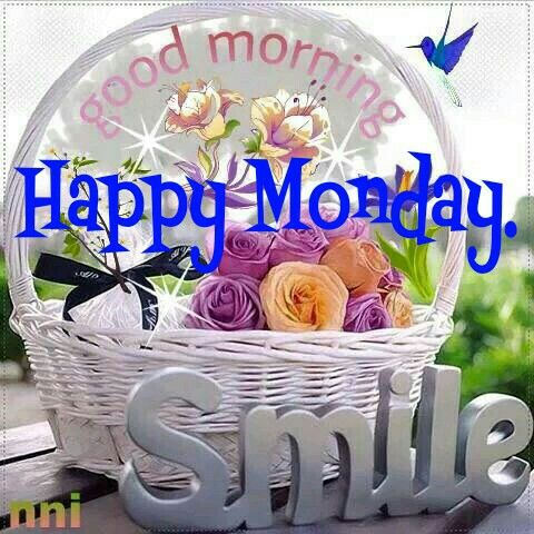 Good morning happy monday smile pictures photos and - Good morning monday images ...