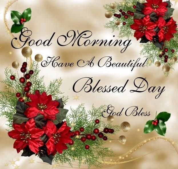 Good Morning Beautiful Mother : Good morning have a beautiful blessed day pictures photos