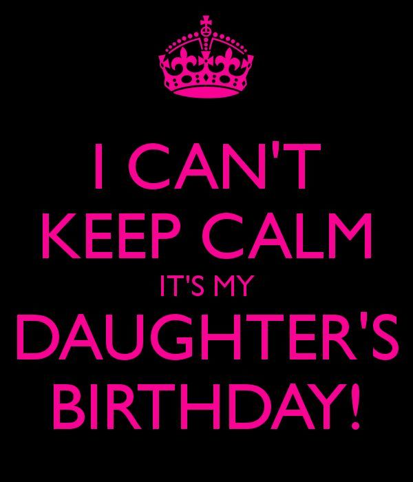 Its My Daughters Birthday Pictures Photos And Images For Facebook