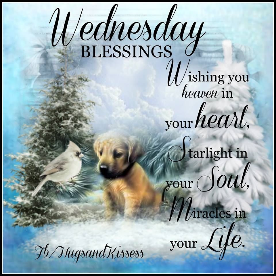 Wednesday Blessings Quote Pictures Photos And Images For Facebook
