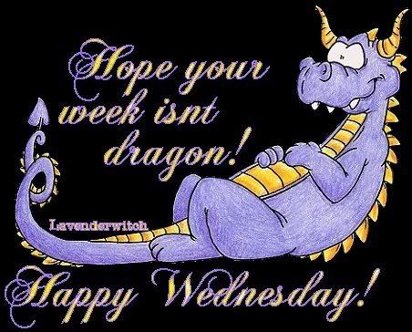 Hope Your Week Isn T Dragon Happy Wednesday Pictures