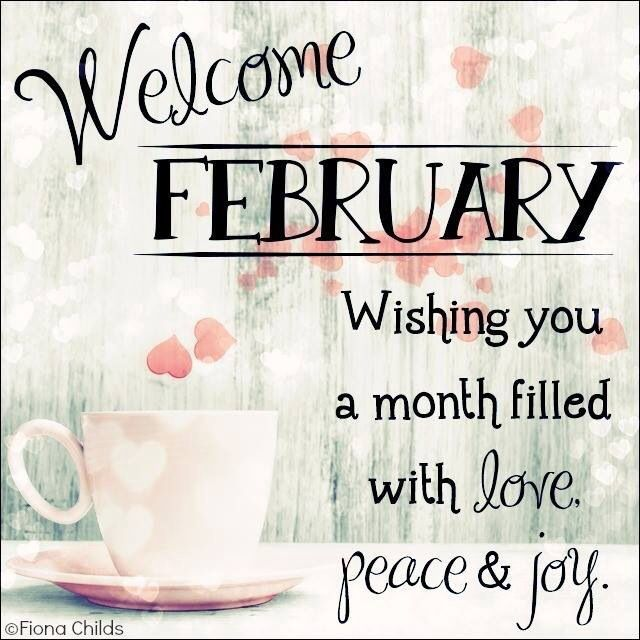 Image result for Welcome February