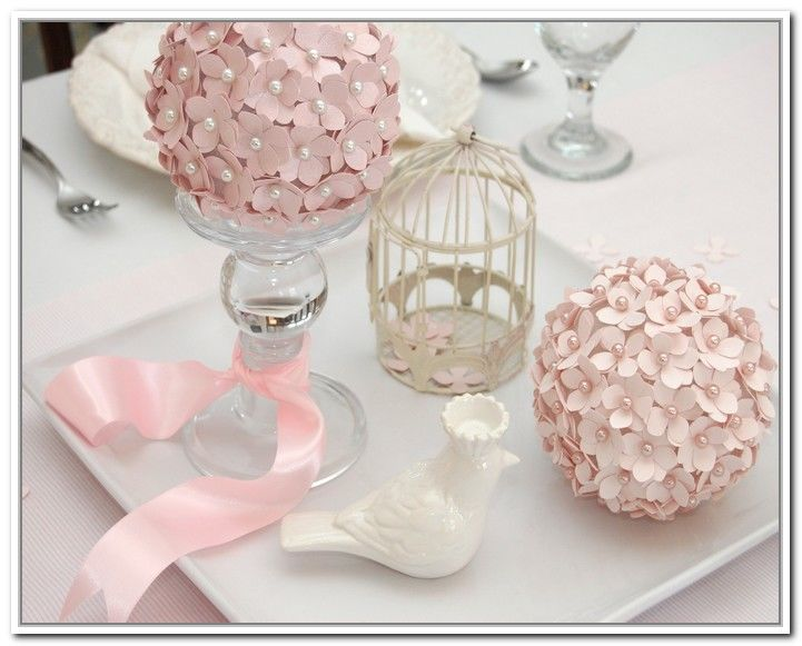 Pink paper pomander balls pictures photos and images for facebook pink paper pomander balls mightylinksfo Choice Image