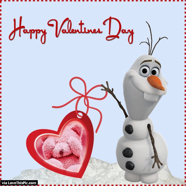 Happy Valentines Day Quotes Olaf Happy Valentine's Day Quote Pictures, Photos, and Images for  Happy Valentines Day Quotes