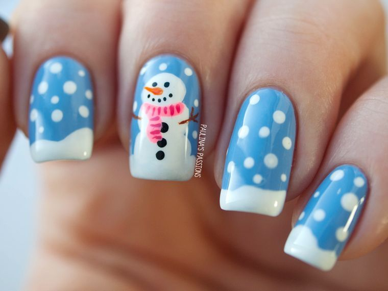 Snowy the snowman nails pictures photos and images for facebook snowy the snowman nails prinsesfo Images