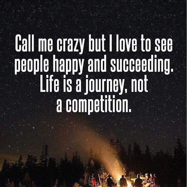 Love Quotes Journey: Call Me Crazy But I Love To See People Happy And