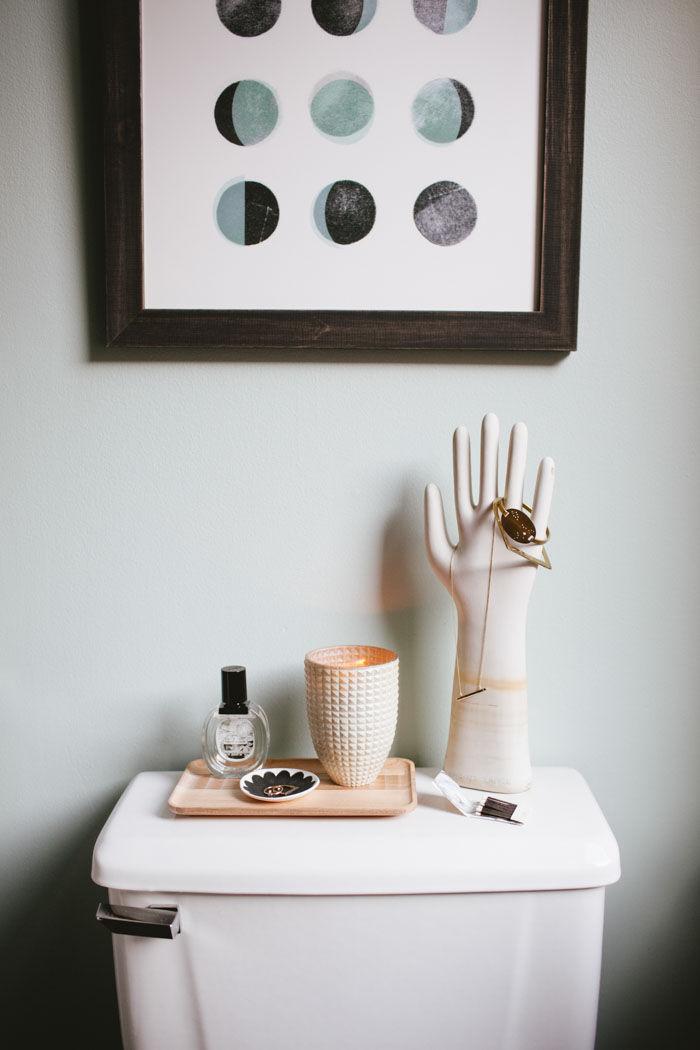 interesting bathroom decor | Creative & Unique Bathroom Decor Pictures, Photos, and ...