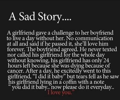 A sad story pictures photos and images for facebook tumblr a sad story thecheapjerseys Images