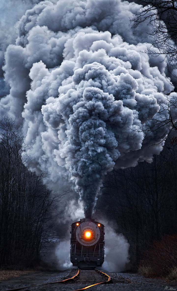 blowing train smoke pictures photos and images for facebook