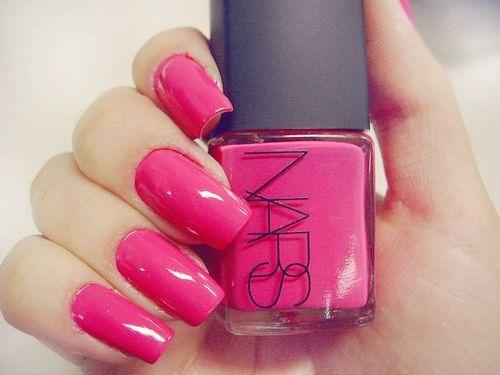 Nars Pink Glossy Nails Nail Polish Pictures Photos And Images