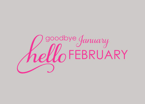 Goodbye January Hello February Quote Pictures, Photos, and ...