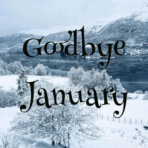 Goodbye January Pictures, Photos, and Images for Facebook ...