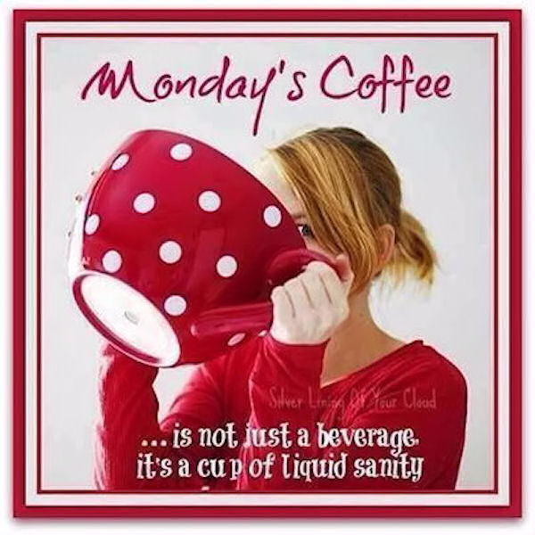 Image result for Funny Monday coffee images